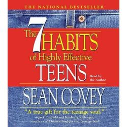 The 7 Habits Of Highly Effective Teens Audio Book (Audio CD) by Sean Covey, 9780743540179. Buy the audio book online.