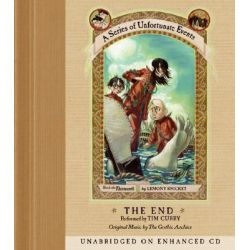 The End, Series of Unfortunate Events (HarperCollins Audio) Audio Book (Audio CD) by Lemony Snicket, 9780060579524. Buy the audio book online.