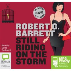 Still Riding On The Storm (MP3) Audio Book (MP3 CD) by Robert G Barrett, 9781743153253. Buy the audio book online.