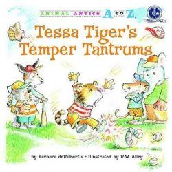 Tessa Tiger's Temper Tantrums, Animal Antics A to Z Audio Book (Audio CD) by Barbara deRubertis, 9781575654133. Buy the audio book online.