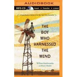 The Boy Who Harnessed the Wind, Young Readers Edition Audio Book (Audio CD) by William Kamkwamba, 9781501227974. Buy the audio book online.
