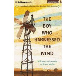 The Boy Who Harnessed the Wind, Young Readers Edition Audio Book (Audio CD) by William Kamkwamba, 9781501227998. Buy the audio book online.