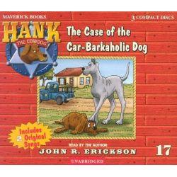 The Case of the Car-Barkaholic Dog, Hank the Cowdog (Audio) Audio Book (Audio CD) by John R Erickson, 9781591886174. Buy the audio book online.