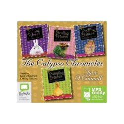 The Calypso Chronicles (bind-up), Calypso Chronicles Audio Book (Audio CD) by Tyne O'Connell, 9781742017327. Buy the audio book online.