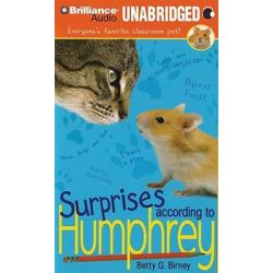 Surprises According to Humphrey, Humphrey (Audio) Audio Book (Audio CD) by Betty G Birney, 9781441858597. Buy the audio book online.