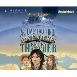 The Actual & Truthful Adventures of Becky Thatcher Audio Book (Audio CD) by Jessica Lawson, 9781629239385. Buy the audio book online.