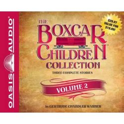 The Boxcar Children Collection, Volume 2, Mystery Ranch, Mike's Mystery, Blue Bay Mystery Audio Book (Audio CD) by Gertrude Chandler Warner, 9781613753736. Buy the audio book online.