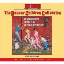 The Boxcar Children Collection, The Boxcar Children, Surprise Island, the Yellow House Mystery Audio Book (Audio CD) by Gertrude Chandler Warner, 9780739364543. Buy the audio book online.