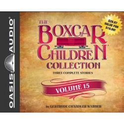 The Boxcar Children Collection Volume 15, The Mystery on Stage, the Dinosaur Mystery, the Mystery of the Stolen Music Au