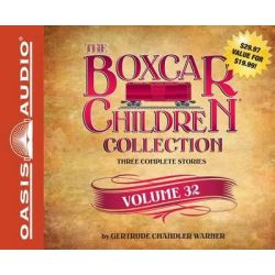 The Boxcar Children Collection Volume 32, The Ice Cream Mystery, the Midnight Mystery, the Mystery in the Fortune Cookie