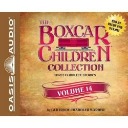 The Boxcar Children Collection Volume 14, The Canoe Trip Mystery, the Mystery of the Hidden Beach, the Mystery of the Mi