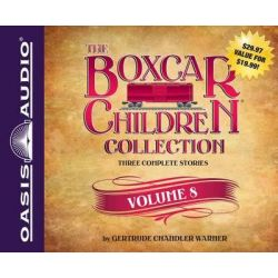 The Boxcar Children Collection Volume 8, The Animal Shelter Mystery, the Old Motel Mystery, the Mystery of the Hidden Pa