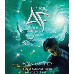 The Time Paradox, the Time Paradox Audio Book (Audio CD) by Eoin Colfer, 9780307711939. Buy the audio book online.