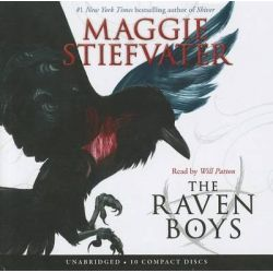 The Raven Boys, Raven Cycle Audio Book (Audio CD) by Maggie Stiefvater, 9780545465946. Buy the audio book online.