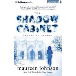 The Shadow Cabinet, Shades of London Audio Book (Audio CD) by Maureen Johnson, 9781441866486. Buy the audio book online.