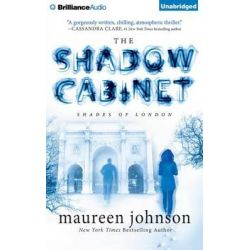 The Shadow Cabinet, Shades of London Audio Book (Audio CD) by Maureen Johnson, 9781441866493. Buy the audio book online.