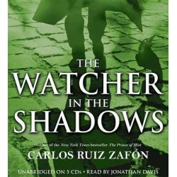 The Watcher in the Shadows Audio Book (Audio CD) by Carlos Ruiz Zafon, 9781611134308. Buy the audio book online.