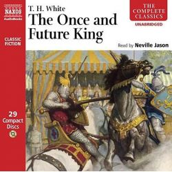 The Once and Future King, Complete Classics Audio Book (Audio CD) by T. H. White, 9789626349014. Buy the audio book online.