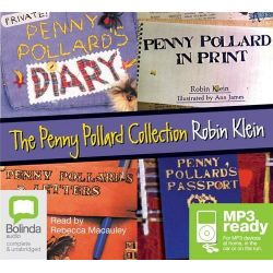 The Penny Pollard collection (MP3) Audio Book (MP3 CD) by Robin Klein, 9781743119693. Buy the audio book online.
