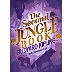 The Second Jungle Book, Jungle Books Audio Book (Audio CD) by Rudyard Kipling, 9781455137824. Buy the audio book online.