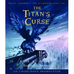 The Titan's Curse, Percy Jackson & the Olympians Audio Book (Audio CD) by Rick Riordan, 9780739350331. Buy the audio book online.