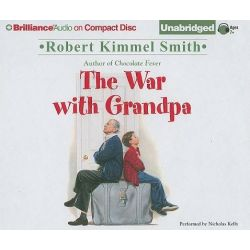 The War with Grandpa Audio Book (Audio CD) by Robert Kimmel Smith, 9781441859471. Buy the audio book online.