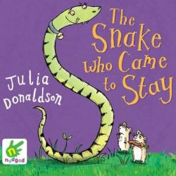 The Snake Who Came to Stay Audio Book (Audio CD) by Julia Donaldson, 9781471235672. Buy the audio book online.