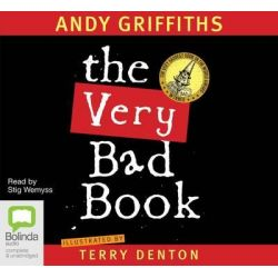 The Very Bad Book & the Bad Book (Bind-up) Audio Book (Audio CD) by Terry Denton, 9781742673851. Buy the audio book online.