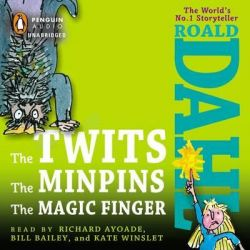 The Twits/The Minpins/The Magic Finger Audio Book (Audio CD) by Roald Dahl, 9781611761870. Buy the audio book online.
