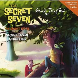 "The Secret Seven & Secret Seven Adventure, AND ""Secret Seven Adventure"" Audio Book (Audio CD) by Enid Blyton, 9781844562718. Buy the audio book online."