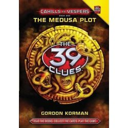 The Medusa Plot, Cahills vs. Vespers Book 1: The Medusa Plot - Audio Audio Book (Audio CD) by Gordon Korman, 9780545323482. Buy the audio book online.