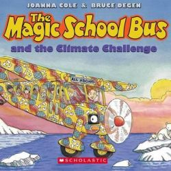 The Magic School Bus and the Climate Challenge - Audio, Magic School Bus (Audio) Audio Book (Audio CD) by Joanna Cole, 9780545434256. Buy the audio book online.