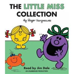 The Little Miss Collection, Little Miss Sunshine; Little Miss Bossy; Little Miss Naughty; Little Miss Helpful; Little Mi
