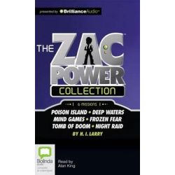 Zac Power Collection #1, Zac Power Audio Book (Audio CD) by H I Larry, 9781743158708. Buy the audio book online.