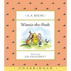 Winnie-The-Pooh, The Winnie-The-Pooh CD Audio Book (Audio CD) by A. A. Milne, 9780060566272. Buy the audio book online.