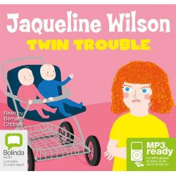 Twin Trouble (MP3), Twin trouble #1 Audio Book (MP3 CD) by Jacqueline Wilson, 9781486226733. Buy the audio book online.