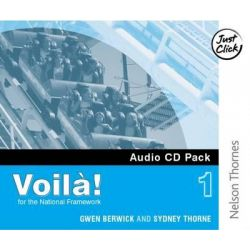 Voila! 1 Audio CD Pack, Audio CD Pack Stage 1 Audio Book (Audio CD) by Gwen Berwick, 9780748778256. Buy the audio book online.