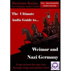 Weimar and Nazi Germany, The Ultimate Audio Revision Guide Audio Book (Audio CD) by Jeff Thomas, 9780956829740. Buy the audio book online.