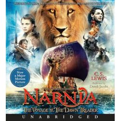 Voyage of the Dawn Treader Mti CD, Voyage of the Dawn Treader Mti CD Audio Book (Audio CD) by C S Lewis, 9780062011343. Buy the audio book online.