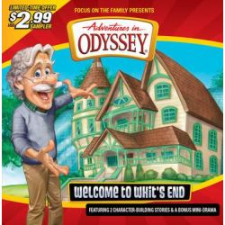 Welcome to Whit's End, Adventures in Odyssey (Audio Unnumbered) Audio Book (Audio CD) by Focus on the Family, 9781589976108. Buy the audio book online.