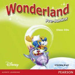 Wonderland Pre-junior Class CD, English Adventure Audio Book (Audio CD) by Cristiana Bruni, 9780582828445. Buy the audio book online.