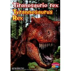 Tiranosaurio Rex/Tyrannosaurus Rex, Dinosaurs and Prehistoric Animals Audio Book (Audio CD) by Helen Frost, 9780736879071. Buy the audio book online.