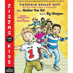 Zigzag Kids Collection: Books 1 and 2, #1: Number One Kid; #2: Big Whopper Audio Book (Audio CD) by Patricia Reilly Giff, 9780307738660. Buy the audio book online.