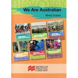 We are Australian Digital Library, CD Rom Containing PDF Materials Suitable for IWB Use Audio Book (CD-ROM) by Wendy Graham, 9781420274257. Buy the audio book online.
