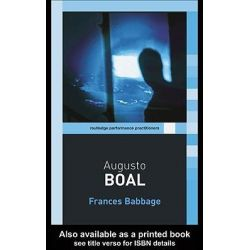 Booktopia eBooks - Augusto Boal by Frances Babbage. Download the eBook, 9780203309001.