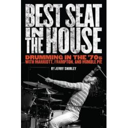 Booktopia eBooks - Best Seat in the House, Drumming in the '70s with Marriott, Frampton, and Humble Pie by Jerry Shirley. Download the eBook, 9781888408188.