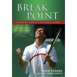 Booktopia eBooks - Break Point!, The Secret Diary of a Pro Tennis Player by Vince Spadea. Download the eBook, 9781554907298.
