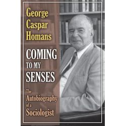 Джордж каспар хоманс биография
