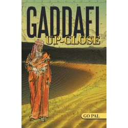 Booktopia eBooks - Gaddafi Up-Close by Go Pal. Download the eBook, 9781467041836.