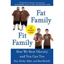 Booktopia eBooks - Fat Family/Fit Family, How We Beat Obesity and You Can Too by Ron Morelli. Download the eBook, 9781101513446.